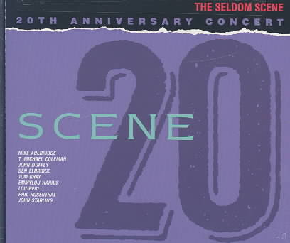 20TH ANNIVERSARY BY SELDOM SCENE (CD)