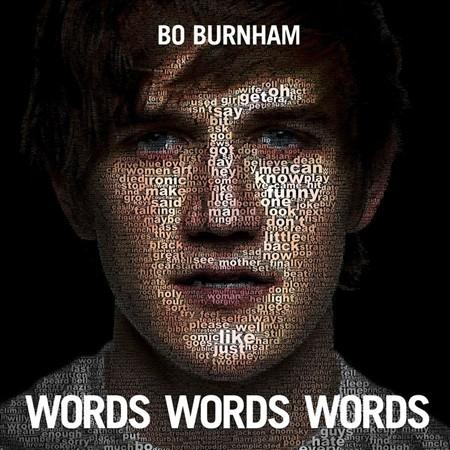 WORDS WORDS WORDS BY BURNHAM,BO (CD)